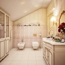 Bathroom Designs: Blue And Red Details - Bathroom