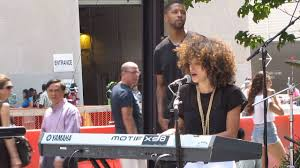 kandace springs cover stay me live world trade center kandace springs cover stay me live 7 world trade center