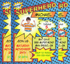 superheroes birthday party invitations 26 superhero birthday invitation templates free sample example