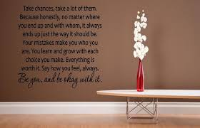 cly inspirational wall decor