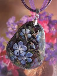 Маникюрный цветок нашего детства ) | <b>Ювелирное</b> искусство