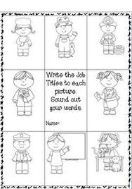 community helpers clipart black and white - PngLine