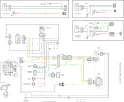 a c wiring diagram and a c blower how tos here is a drawing for 1980 figure 1b 3 f series c60 a c wiring