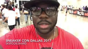 SNEAKER CON 2017 DALLAS TX NIKE VAPORMAX ANTHRACITE YouTube