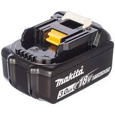 """<b>Аккумулятор</b> """"<b>MAKITA</b>"""" <b>BL1830</b> (18 В, 3.0 А/ч, <b>LI</b>-<b>ION</b>)"""