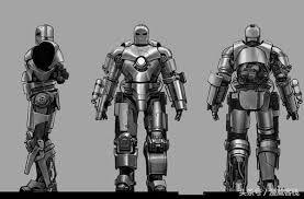 对于钢铁侠的战甲你知道哪些几款超神的战甲你知道么 每日头条
