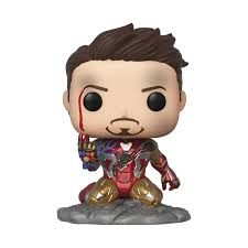 POP! Marvel Avengers: Endgame I Am Iron Man <b>Glow in the Dark</b> ...