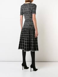 Image result for dark color plaid gown