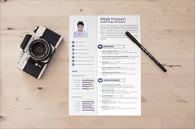 free 2 page resume template with portfolio page creative resume templates download free
