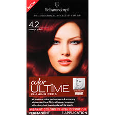 Mahogany Red Hair Color Best Hair