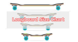 Longboard Wheel Size Chart Longboard Size Chart What Size Longboard Should I Get
