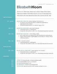 Stand Out Resume Templates Unique Microsoft Resume Templates The Best Way To Write Stand Out With