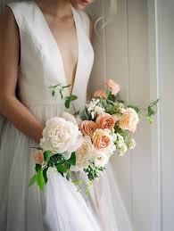garden rose bouquet. Exellent Rose 22peachpeonygardenrosebouquet Intended Garden Rose Bouquet