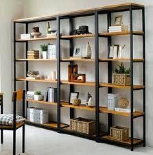ikea metal shelves vintage wrought iron separators do the old wood bookcase shelving creative custom display shelves ikea metal shelves garage