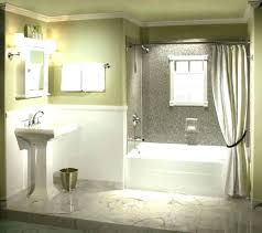 How Much Should It Cost To Remodel A Small Bathroom Milazzovacanze