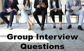 group interview questions 10 typical group interview questions and answers