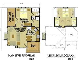 small cottage floor plans house tiny houses