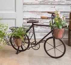 bicycle planter big lots bicycle