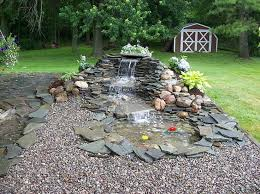 backyard waterfalls kits awesome 15 best water feature ideas images on