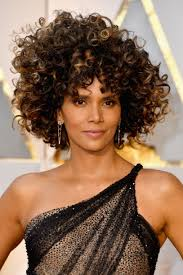 Natural Hair Style Wigs people are confused after halle berry said this was her natural 5252 by stevesalt.us