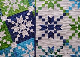 Sew Fresh Quilts: Let's Bee Social #163 & ... to make a pair of baby quilts in a single colour - one in a positive  setting and one in the negative setting and shared those finished quilts  here. Adamdwight.com