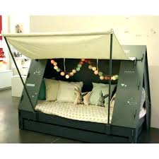 Bunk Bed Tent Canopy Boys Bed Tent Boys Bed Tent Contemporary Full ...