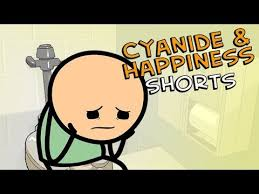 Cyanide And Happiness Vending Machine New Occupied Cyanide Happiness Shorts YouTube
