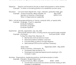 Key Skills For Resume Imposing Skills In Resume Template Good Examples Of And Abilities 51