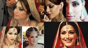 indian wedding makeup styles
