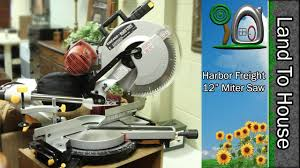harbor freight miter saw. harbor freight 12 inch miter saw