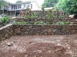 rock wall garden ideas incredible rock wall garden designs inspirational rock retaining walls