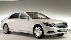 Mercedes-Maybach S600 revealed - YouTube