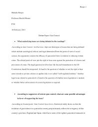 gun control essay topics madrat co gun control essay topics