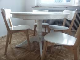 Ikea Esstisch Rund Ausziehbar Bjursta Drewkasunic Designs