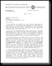 baylor letter of recommendation the harold varmus papers aids and hiv science politics and