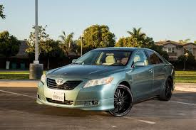 Amazing 2007 Toyota Camry LE with Sport Body Kit 2007 camry 2017 ...
