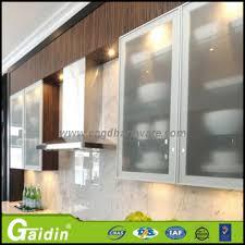 aluminum profile kitchen cabinet doors frame cabinet frame glass door