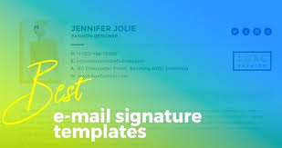 Email Signature Template Gorgeous Free Email Signature Templates Template Outlook Cool Professional