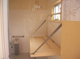 maximizing small spaces bathroom after remodel with diy wood wall mounted folding table under window ideas