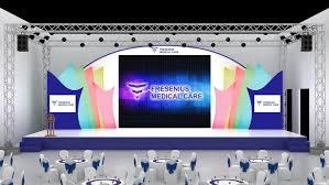 Event Stage Design Event Stage Design By Asad Ali At Coroflot Com