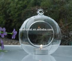 Hanging Glass Tea Light Spheres Hanging Glass Globe Vase Mh 12319 Buy Glass Ball Vase Clear Glass Hanging Vases Glass Tealight Candle Holder Product On Alibaba Com