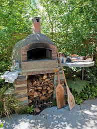 Outdoor Kitchen Fireplace Outdoor Pizza Oven Fireplace Options And Ideas Hgtv