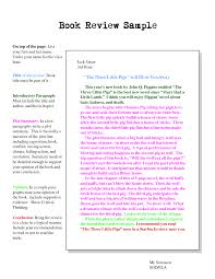Book Report Essay Sample Book Review Cover Letter