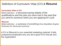 10 Resume Meaning Happy Tots