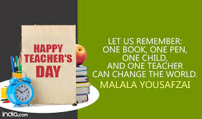 English Quotes Simple Teachers' Day Quotes In English 48 Best Famous Inspirational
