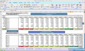 Spreadsheet Monthly Budget Excel New Expense Report Template Free ...
