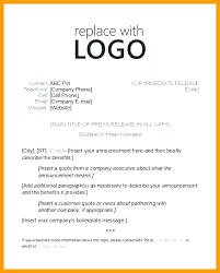 Press Release Template Word Ziweijie Info