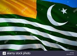 Azad Kashmir Flag High Resolution Stock ...