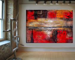 oil painting oversized canvas wall art red orange large combination cheap material interior design handmade cool on discount oversized canvas wall art with wall art elegance oversized canvas wall art canvasworld large wall