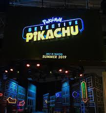 Pokémon Détective Pikachu (2019, Film)